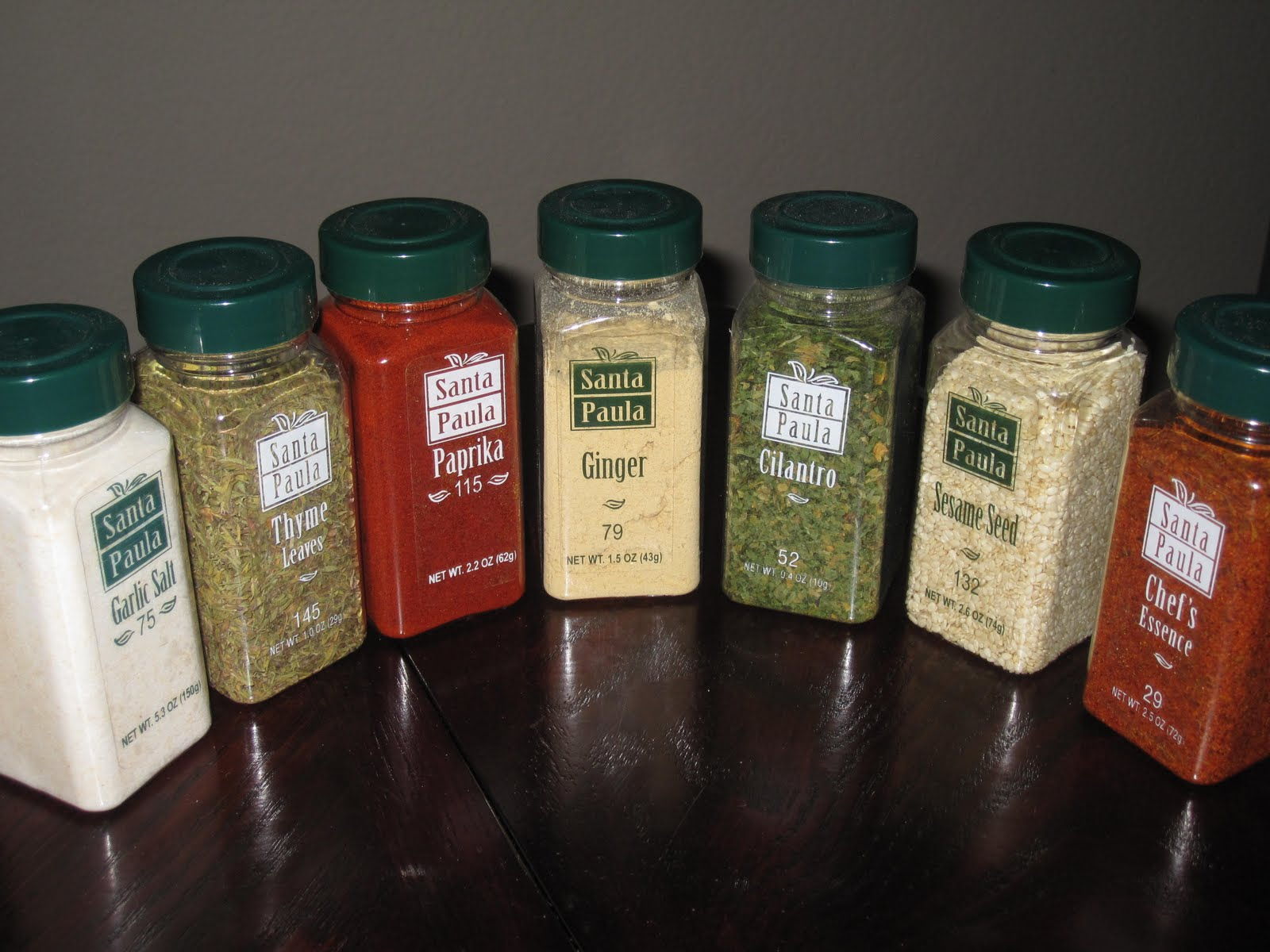 Great Spices For Only 99 Cents Normal Brand Will Cost You 3 4 Bucks I Found Ground Ginger Cilantro Sesame Seeds And Paprika A Buck
