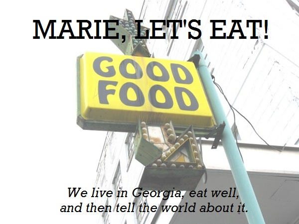 Marie, Let&#39;s Eat!