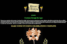ROZANI NAVAS-SMITH DESIGNS WEBSITE