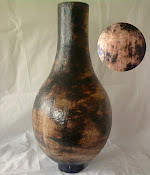 FINISHED PROJECT: LARGE ANCIENT VASE