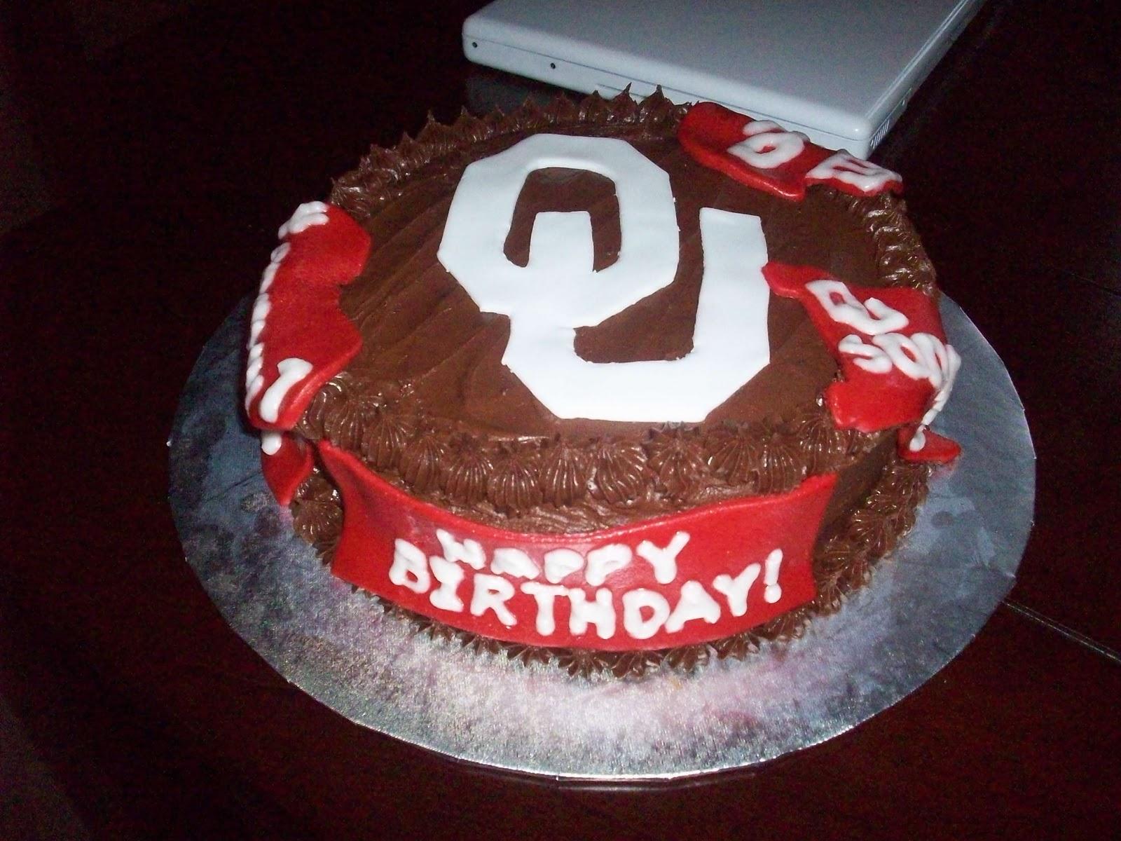 Sweetsnstuff By Jen Ou Birthday Cake