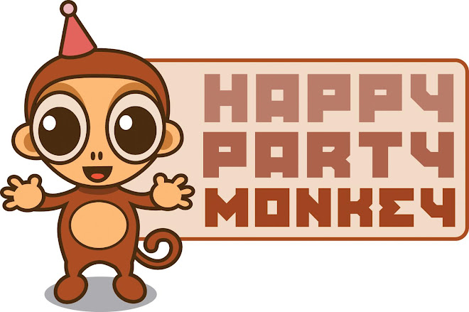 Happy Party Monkey