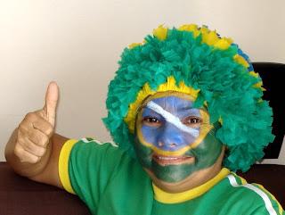 RUMO AO HEXA BRASIL !!!