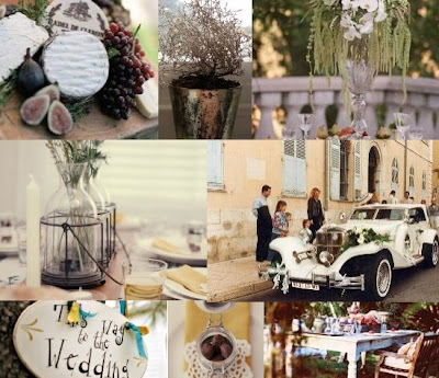 French Provence Style Weddings