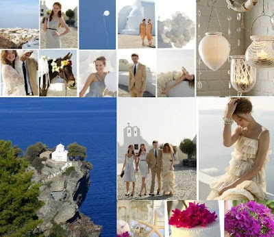 Wedding on The Wedding Decorator  Mamma Mia Inspired Greek Wedding