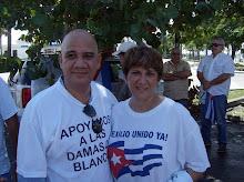 Juan and Gina