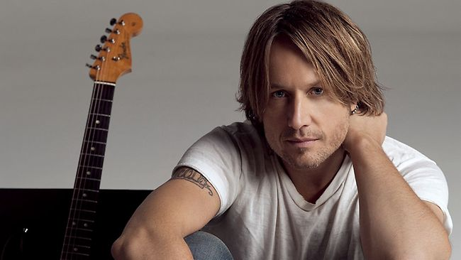 keith urban get closer album art. Keith on Oprah