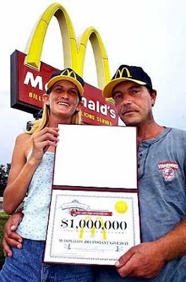 McDonalds Instant Sweepstakes Winner Patrick Collier Wins $1 Million