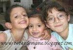 DIEGO, NEREA Y CHIARA