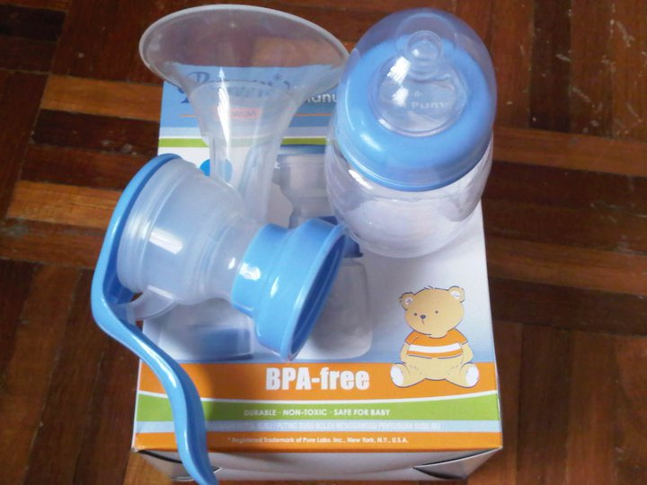 Surgery breast pump instructions