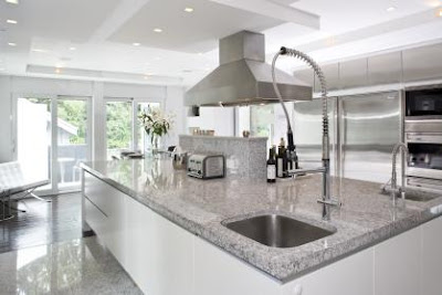 Home Design Home Design White And Grey Kitchen