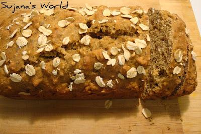Sujana S World No Yeast Brown Bread