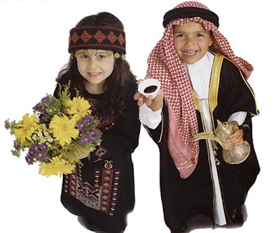 Kuwait Traditional Clothing