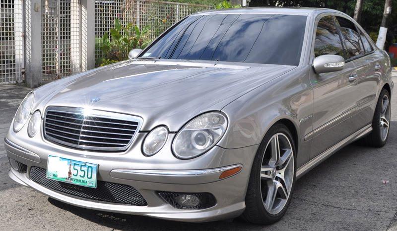 autolux 2006 mercedes benz e55 amg