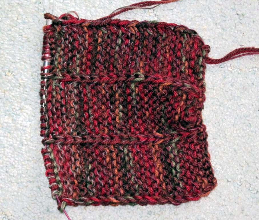 Knitting And More Knitted Slippers