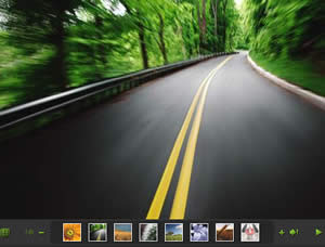 Slideshow Pro per gestire una fotogallery in flash e xml