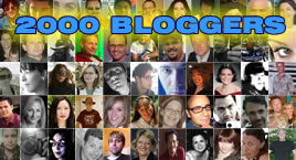 2000 Bloggers esperimento sociale