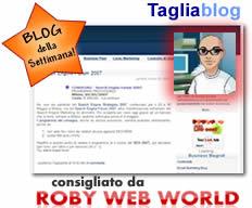 blog della settimana - Tagliablog di Davide Pozzi alias Tagliaerbe
