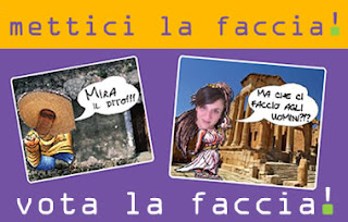 Il nuovo gioco a premi di Tiscali, Mettici la faccia!
