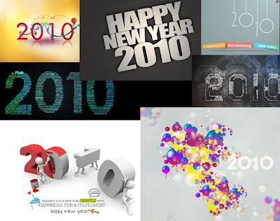 sfondi desktop 2010,sfondi per il tuo desktop dedicati al nuovo anno 2010