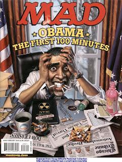i primi 100 minuti di Obama presidente USA