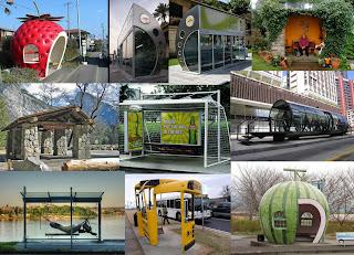fermate autobus creative