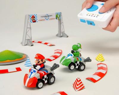 Gioco Mario Kart reale meglio del virtuale!