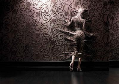 fotoritocco creativo di donna