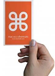 miniguida in pdf con le scorciatoie da tastiera del MAC