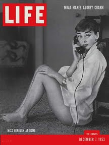 Eve of the Month: Audrey Hepburn