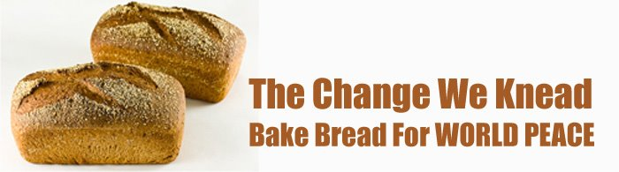 The Change We Knead Now
