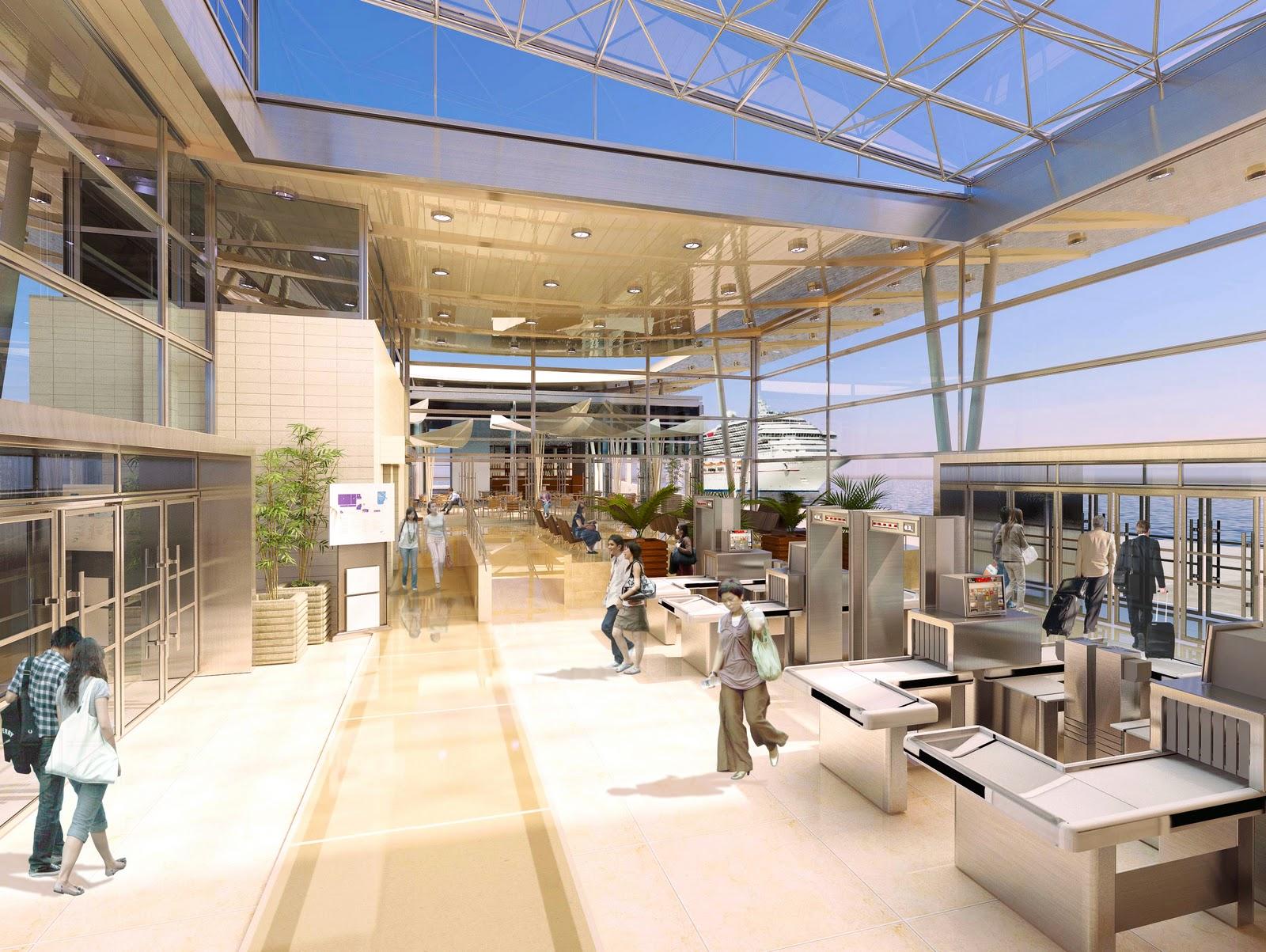 R E N F I S Arquitectura Digital Terminal De Cruceros