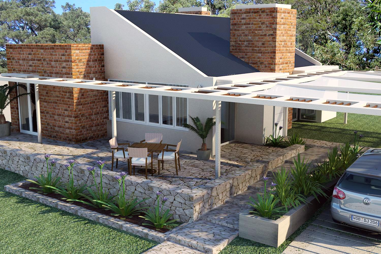 R E N F I S Arquitectura Digital Casa En Sierra De Los
