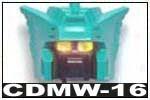 海魔兵団強化装備 CDMW-16