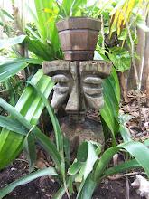 the voice in the garden