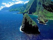 leper's island, molokai