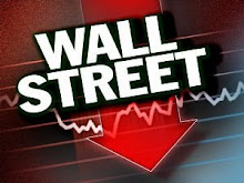 a big fall on wall street