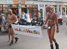 a decency parade.
