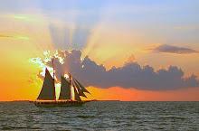 dreams of sailing.