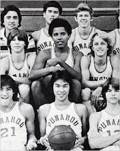 he did play basketball.