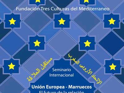 Concentración de Repulsa en la sede de la Fundación Tres Culturas