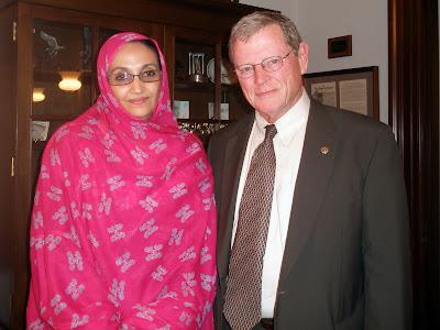 Los derechos humanos en el Sahara van antes que la solución política, según Aminatu Haidar