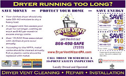 Increased Drying Time Indicates a Clogged Dryer Vent