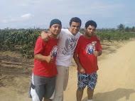 Gleicinho, Waldir e Ruy