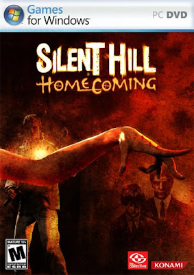 Categoria horror, Capa Download Silent Hill Homecoming (PC)
