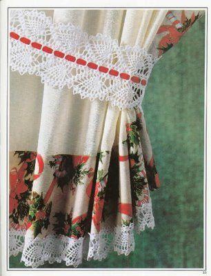 Accesorios para el hogar aprender manualidades es - Accesorios para cortinas ...
