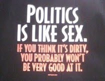 Definasi politik bagi aku ..