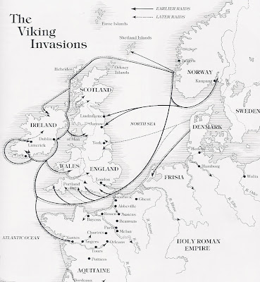 map of denmark during wwii. of England and Denmark.