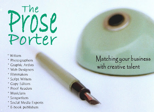 The Prose Porter: Writers, artists, photographers