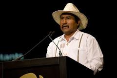 """Premio """"Nobel"""" ecología es Indigena Oaxaqueño"""